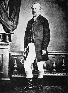 Le pasteur John Russel
